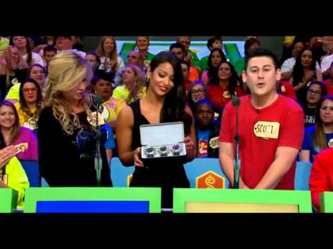 ANDROID® DM Gauge 9100 Featured On The Price Is Right 4/2/2014