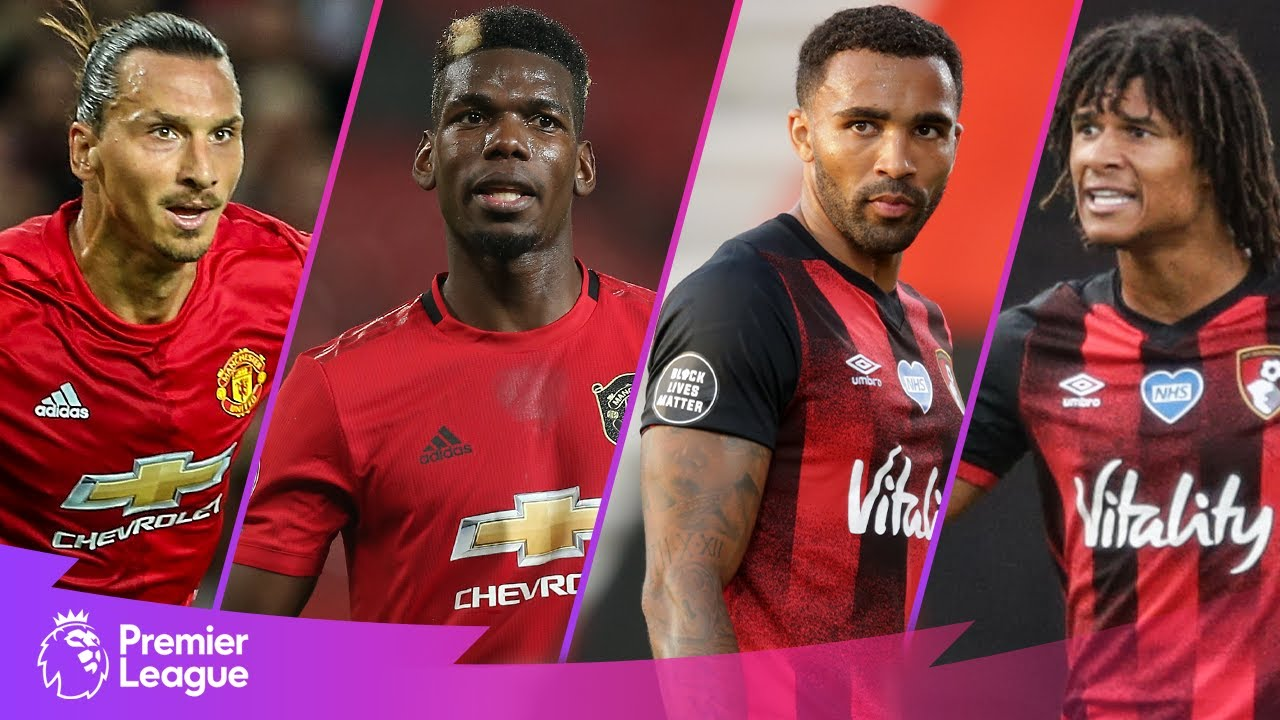Manchester United vs Bournemouth | Classic Premier League Goals | Ibrahimovic, King, Pogba