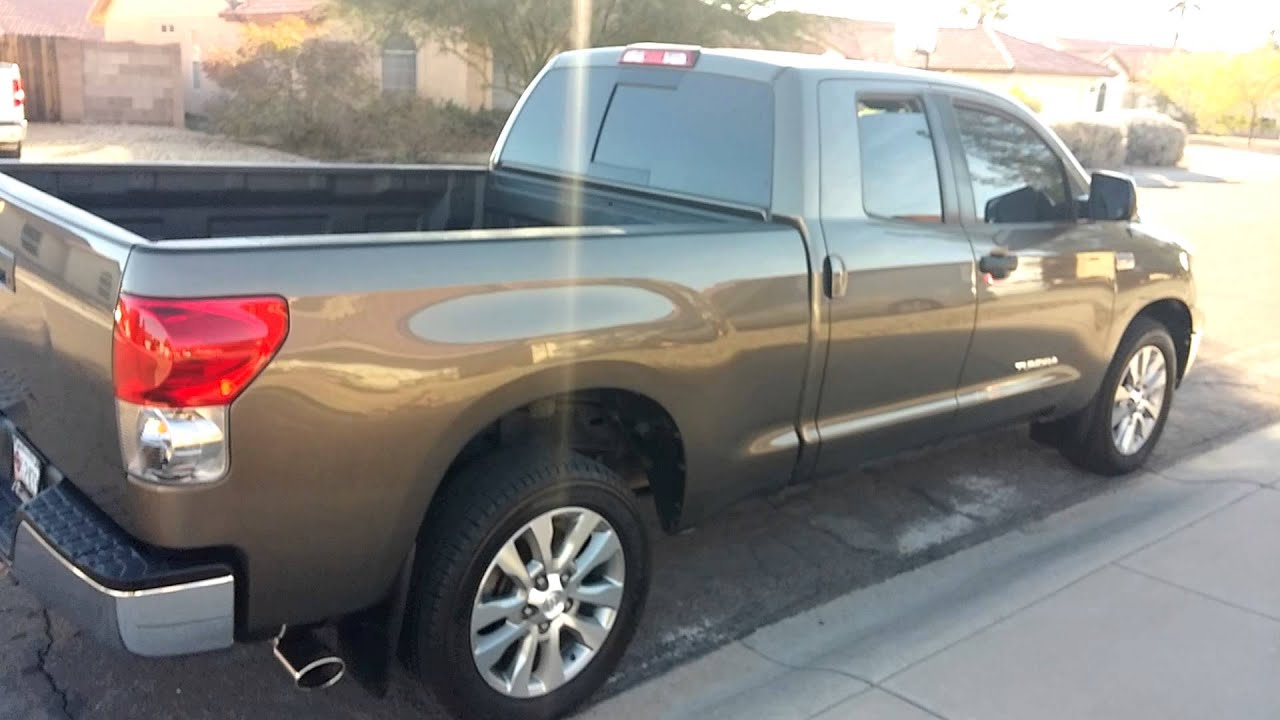 million mile toyota tundra owner given brand new truck. Black Bedroom Furniture Sets. Home Design Ideas