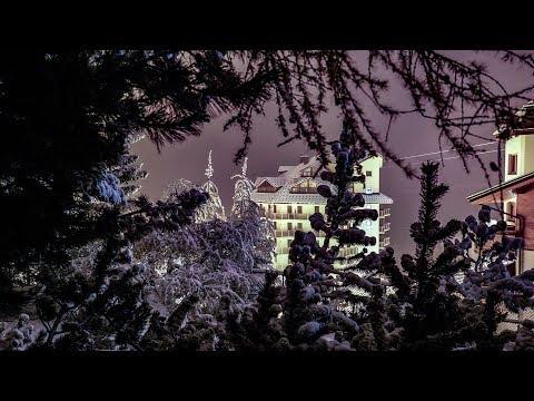 Snowy Night in Foppolo, 2019/ 2020