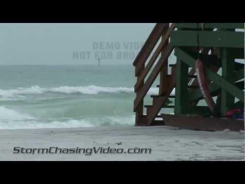 6/23/2012 Sarasota, FL Tropical Storm Debby