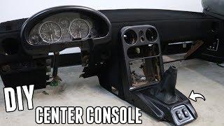 DIY Center Console for the Rally Miata