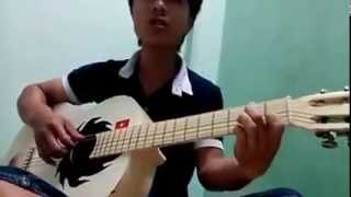 Nhắm mắt cover guitar by Còi Kiu