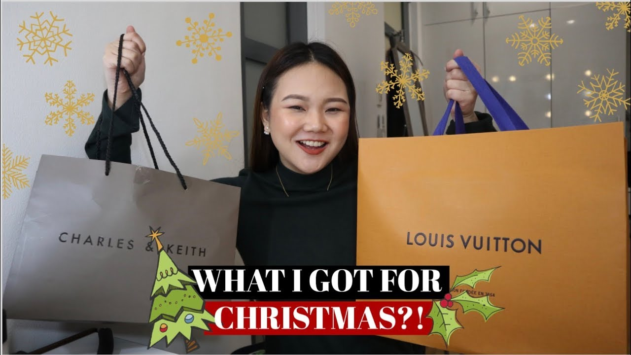 WHAT I GOT FOR CHRISTMAS (2018) | ASHLEY SANDRINE