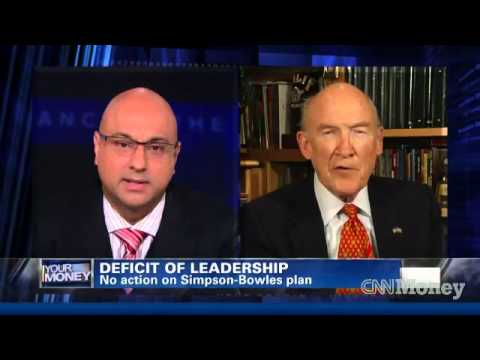 Alan Simpson defends debt-reduction plan