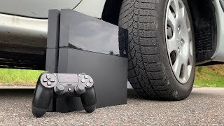 PS4 vs CAR