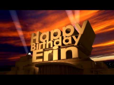 happy birthday erin meme Happy Birthday Erin   YouTube happy birthday erin meme
