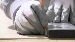 Kerlite 3mm: découpe sur mesure