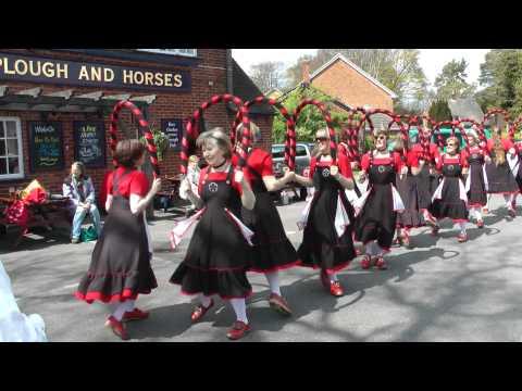 Mayflower Morris Dance Blackadder