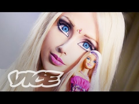 Real Life Ukrainian Barbie (Full Length)