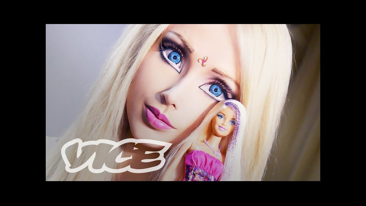 Real Life Ukrainian Barbie (Full Length) - YouTube