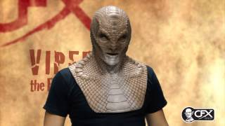 CFX Mask VIPER the REPTILE