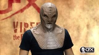 CFX Mask VIPER the REPTILE