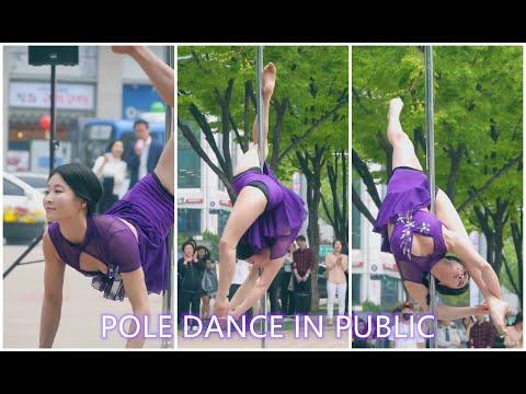 [SUMMON FUN#26] Pole dancing in PUBLIC