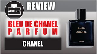 Fragrance Cologne Review Bleu de Chanel Parfum for men