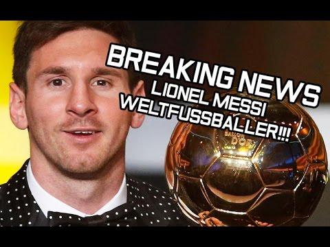 Messi Weltfußballer
