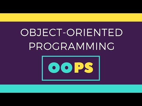 What is Object Oriented Programming (OOPS)? Simple Explanation for Beginners