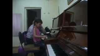 урок в музыкальной школе, первый класс