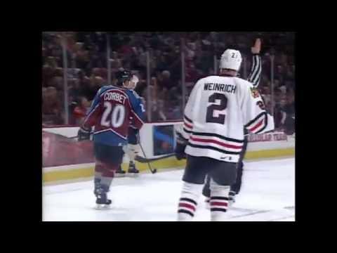 Dec.31/1996  Colorado Avalanche - Chicago Blackhawks