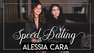 NICKY'S SPEED DATING W/ ALESSIA CARA