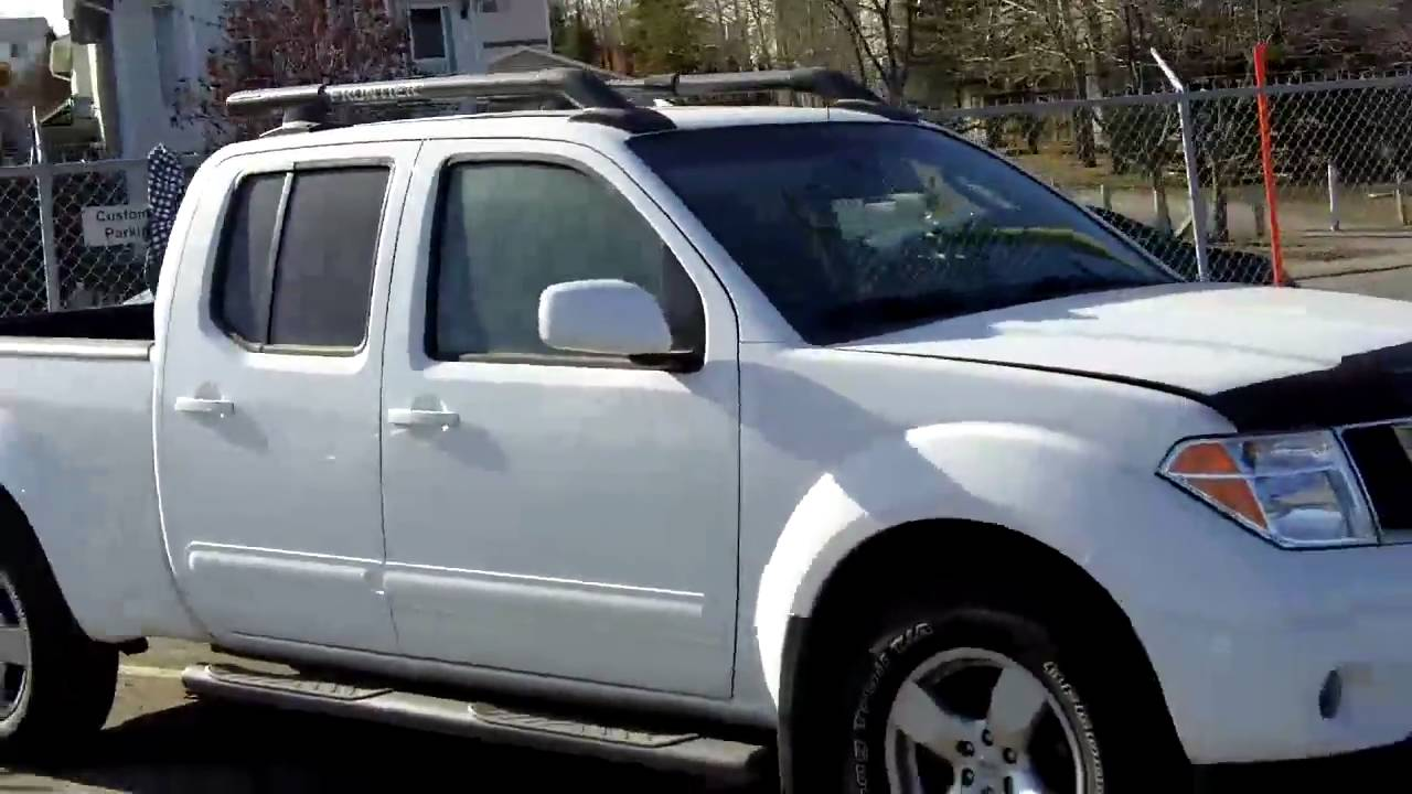 2006 nissan frontier cc le white fish creek nissan youtube. Black Bedroom Furniture Sets. Home Design Ideas