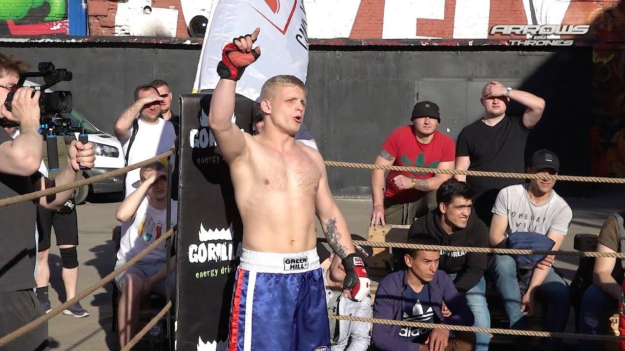 БОКСЕР против Простого мужика в ринге !!