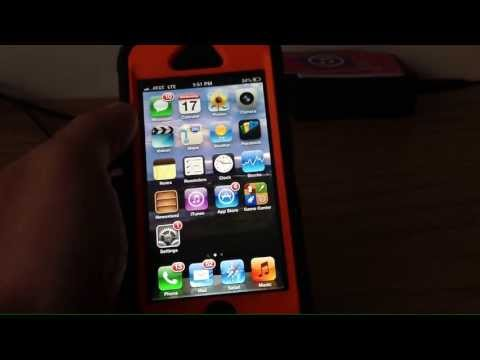 Otterbox Iphone 5 Case Review- Camo and Orange Realtree Case