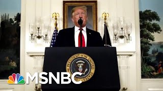 FBI Sounds Warning On Shutdown Consequences As Donald Trump Digs In | Deadline | MSNBC