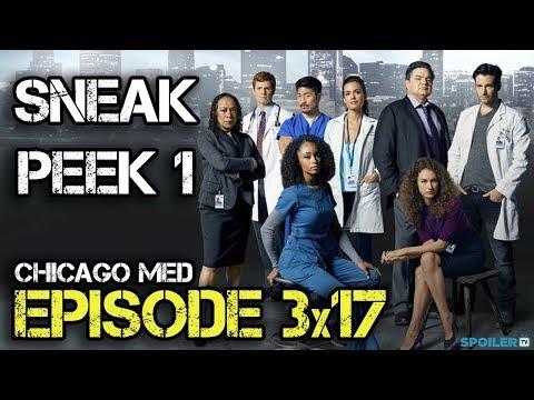 "Chicago Med 3x17 Sneak Peek 1 ""The Parent Trap"""