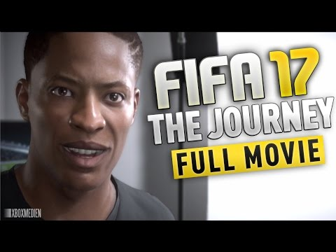 FIFA 17 The Journey Full Movie / Full Gameplay (Xbox One, PC, PS4)