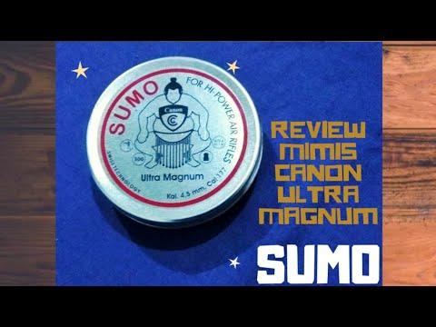 Review Mimis Terbaru Canon Ultra Magnum SUMO