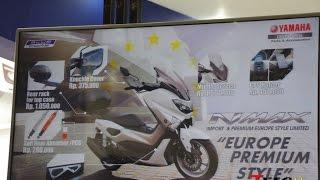 Asesoris Yamaha NMAX - VLOG