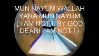 wake up call; mannayum wallah yara(lyrics+translation)asian chill out music