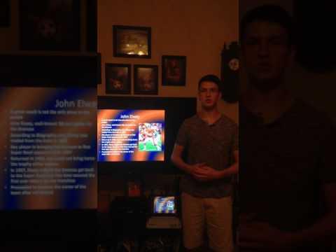 A History of the Denver Broncos - Steven Johnson