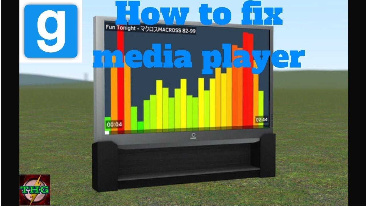 How to fix Media Player GMOD (2018)