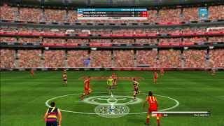 AFL Live 2 - GCS Career - Grand Final - Adelaide vs Gold Coast
