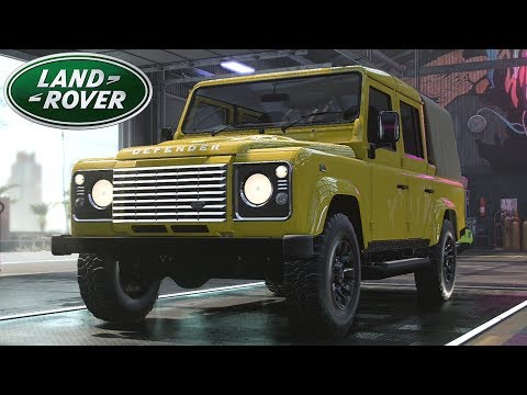 Need For Speed Heat - Land Rover Defender - Customization, Review, Top Speed
