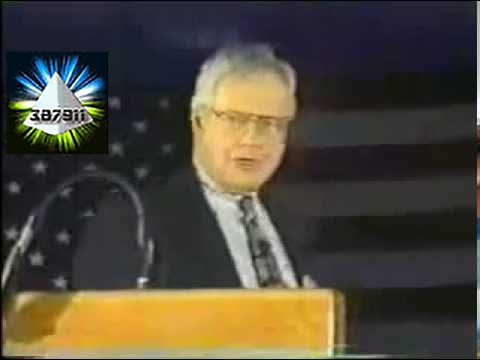 Ted Gunderson Tells All ★ CIA Secret Illuminati Connection Government Coverups 👽 Retired FBI Agent