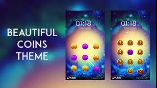 Applock Theme Coins screenshot 3