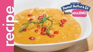 Peanut Butter Pumpkin Soup Recipe