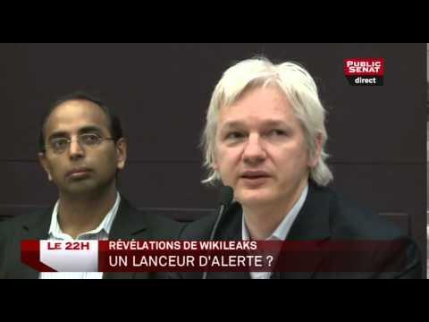 Révélations de Wikileaks : Qui se cache derrière Wiki ?