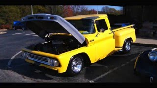1Bad62Pro/Street - 1962 Chevy C-10 Stepside Shortbed Nostalgia Pro/Street Pickup Truck