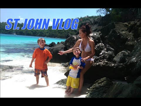 Vlog | Vacation to St.Thomas and St.John!