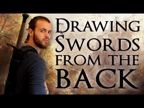 Drawing Sword From The Back - Is It Possible?