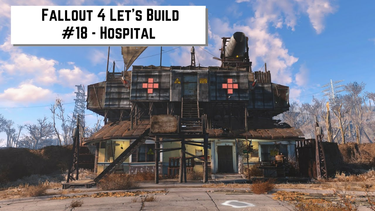 how to build terminals in fallout 4