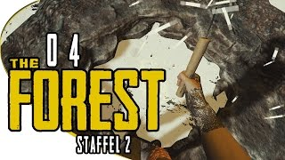 [LETS PLAY] The Forest S2 E4/30 Never ending Story 0.21c German Facecam