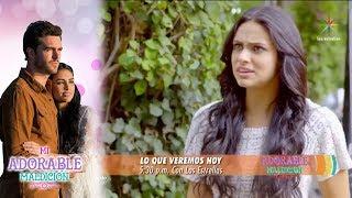 Mi adorable maldición | Avance 15 de junio | Hoy - Televisa