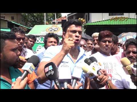 Sri Lanka minister accuse former defence secretary Rajapaksa for 2012 prison massacre