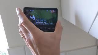 Alan Partridge reviews a smart metre In Home Display