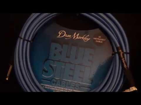 Dean Markley Blue Steel Cable Comparison by Neil Citron